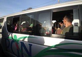 25 niños fueron rescatados por la PGN en un operativo en las zonas 1 y 8. (Foto: Hemeroteca PL)