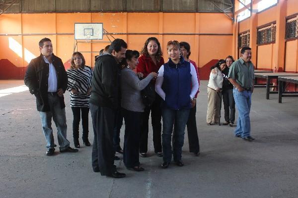 Maestros retornan a escuelas de Huehuetenango.