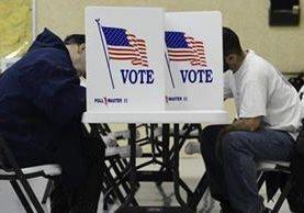 """<span class=""""irc_su"""" dir=""""ltr"""" style=""""text-align: left;"""">Votación durante las pasadas elecciones en EEUU.</span>"""