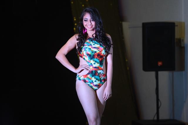 Emely Monterroso, 21 años y representa a San Pedro Ayampuc. (Foto Prensa Libre: Álvaro Interiano)