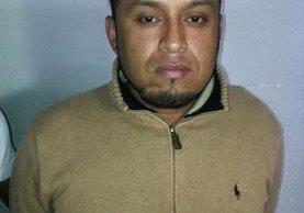 """<span style=""""font-size: 12px;"""">El taxista fue detenido señalado de asaltar a sus pasajeros ( Foto Prensa Libre: PNC)</span>"""