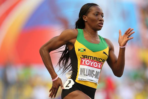 Williams se refugió en el deporte para vencer el cáncer. (Foto Prensa Libre: Hemeroteca PL)