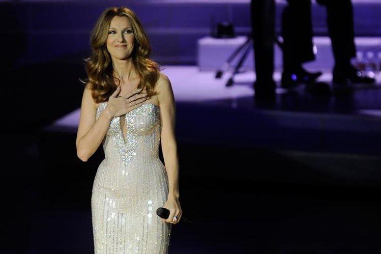 Celine Dion cantará nuevo tema para su esposo fallecido. (Foto Prensa Libre: Hemeroteca PL)