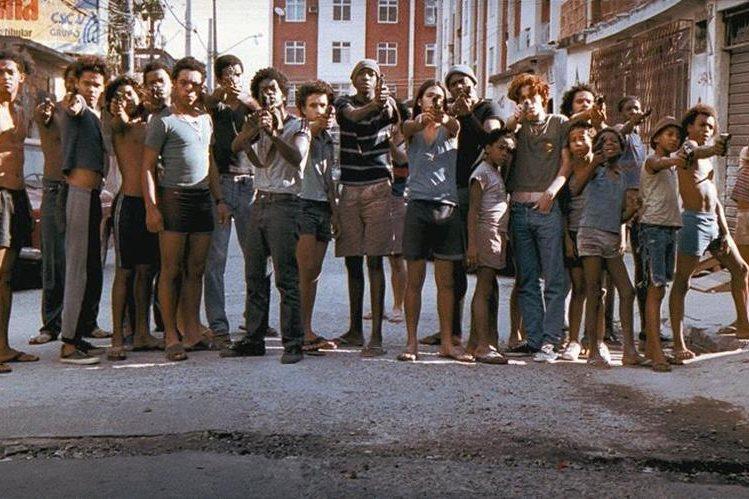 """La película """"Ciudad de Dios"""" recibió cuatro nominaciones al Óscar. (Foto Prensa Libre:El Peliculista)."""