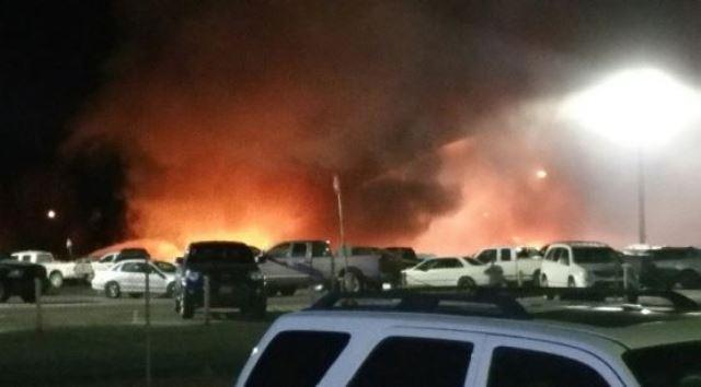 Avión se estrelló el viernes en Elko, Nevada. (Foto Prensa Libre: AP)