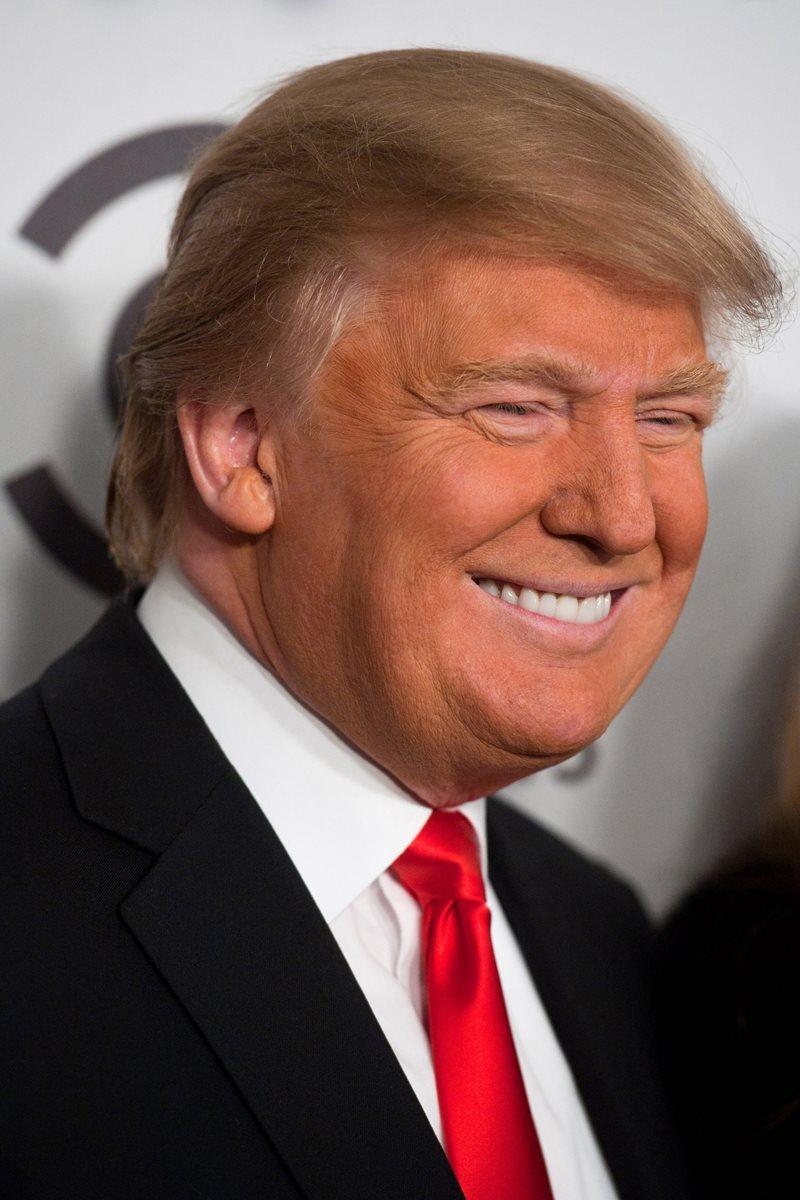 El presidente electo de EE. UU., Donald Trump, ha negado haber mantenido encuentros íntimos con prostitutas rusas. (Foto Prensa Libre: AP)