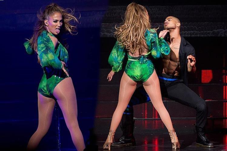 La cantante estadounidense dice no saber dónde se puede asegurar esa parte del cuerpo.