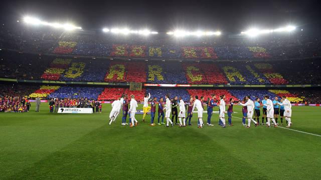 Con 3 Goles de Santiago Sevillano R. Madrid gana el clásico al Barcelona