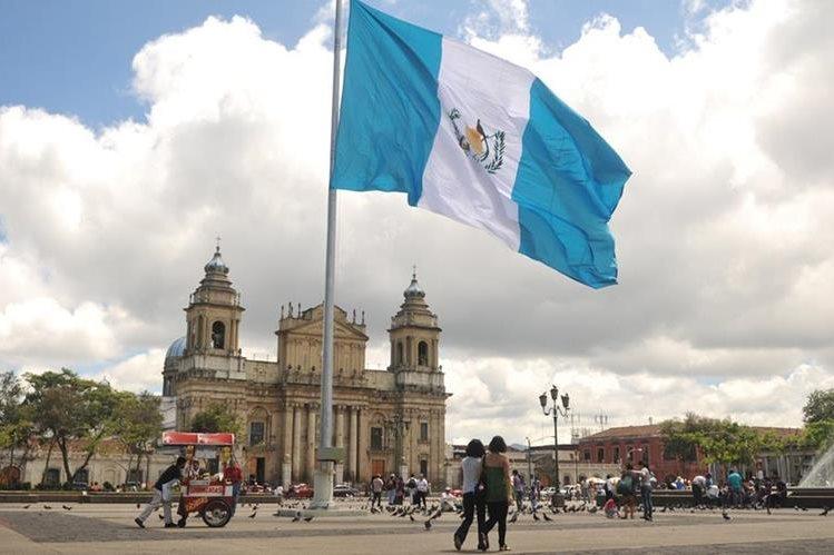 En el Centro Histórico se entretejen múltiples historias. (Foto Prensa Libre: Hemeroteca PL)