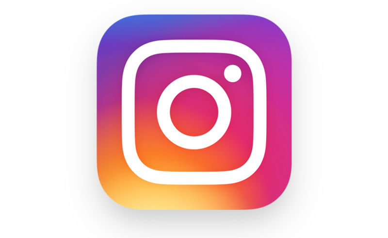 Este es el nuevo logo de Instagram.