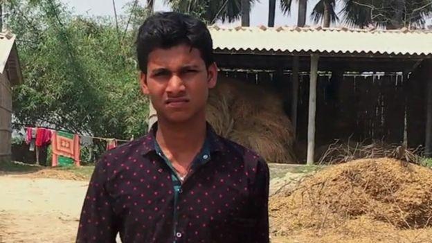 Roshan Kunar tenía 17 años cuando fue secuestrado por varias personas y obligado a contraer matrimonio.
