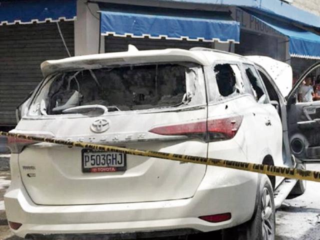 El alcalde de La Libertad, Huehuetenango, Carlos Daniel Aguirre, murió acribillado a balazos junto a su hija de 12 años en octubre de 2016 en La Mesilla.