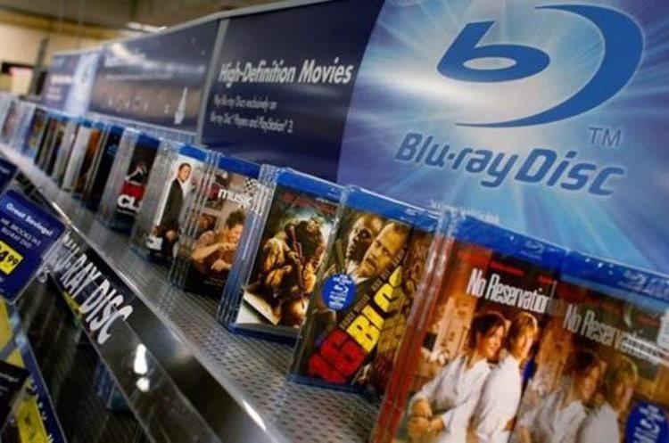 El Blu-ray es el primer medio de almacenamiento que dio a las películas una reproducción casera en alta definición. (GETTY IMAGES)