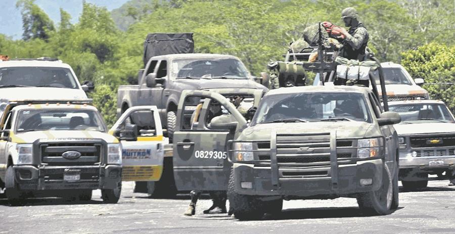 Jalisco, uno de los estados copados por el narcotráfico en México. (Foto Hemeroteca PL).