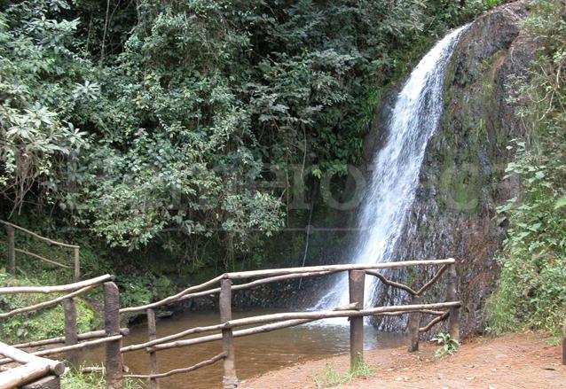 El agua de las cascadas es cristalina. (Foto: Hemeroteca PL)