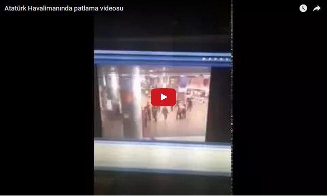 Al menos 10 murieron por las explosiones en el aeropuerto de Estambul.