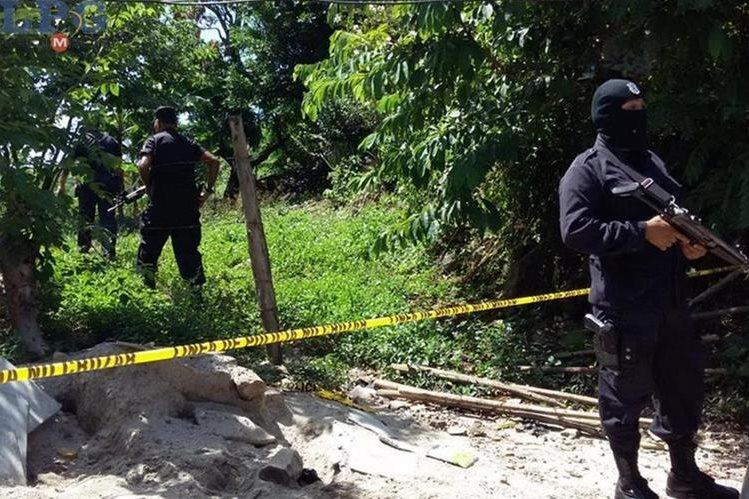 <em>&nbsp;Policía salvadoreña acumula 50 agentes asesinados este año por pandillas.</em>