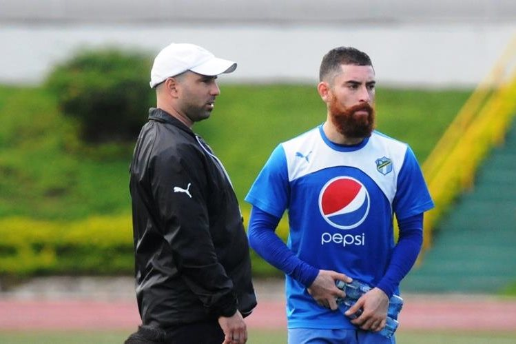El mediocampista de Comunicaciones, Jean Jonathan Márquez ha sido pieza fundamental en los últimos años en su equipo. (Foto Prensa Libre: Hemeroteca PL)