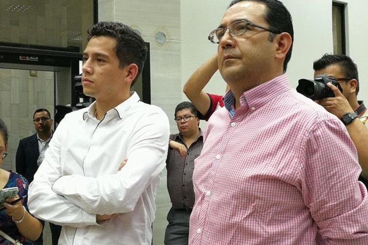 Resultado de imagen para Guatemala: familiares de presidente enfrentarán juicio por fraude