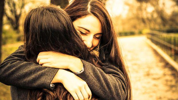"""""""Una relación de buena calidad significa una relación en la que te sientes seguro, en la que puedes ser tú mismo"""". (Foto, Thinkstock)"""