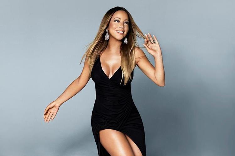 Mariah Carey tendrá una gira por Sudamérica. (Foto Prensa Libre: Hemeroteca PL)