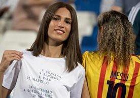 El Real Madrid recibió al Barcelona en la vuelta de la Supercopa.