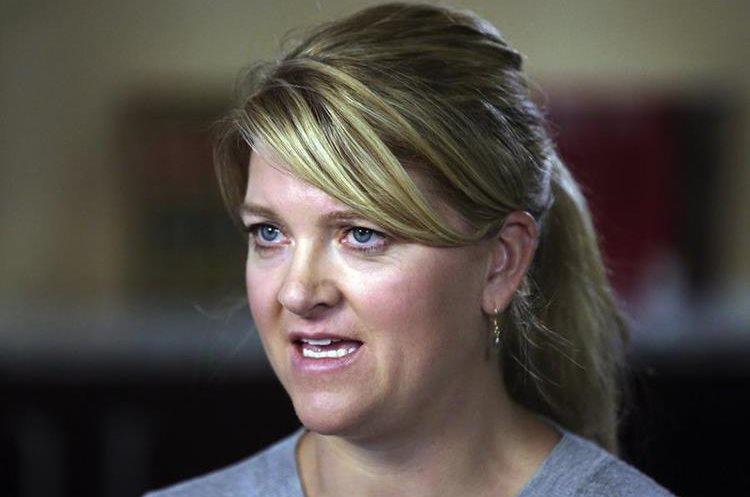 Enfermera Alex Wubbels (Foto Prensa Libre: AP)