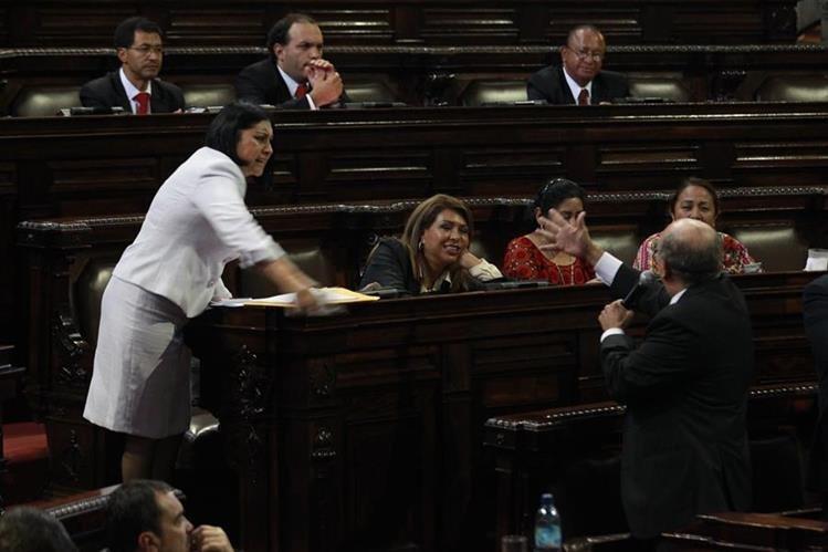 Se incrementa transfuguismo en el Congreso, varios van hacia FCN-Nación. (Foto Prensa Libre: Hemeroteca PL)