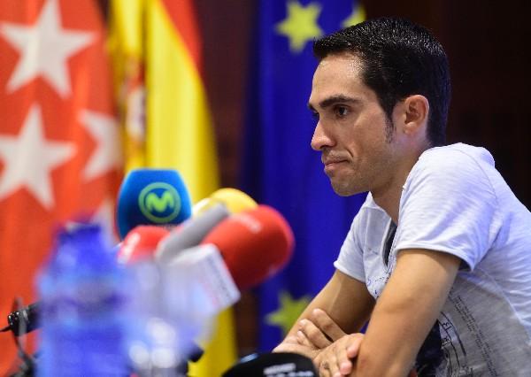 El ciclista español renunció a participar en los Juegos Olímpicos de Río 2016.