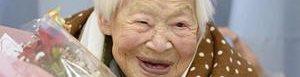 Muere la mujer más anciana del mundo