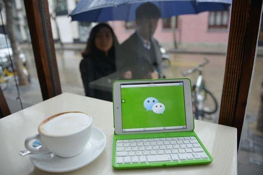 WeChat es la aplicación líder en Asia. (GETTY IMAGES)