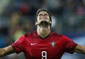 La selección de Portugal marcha en el liderato del grupo D con 6 puntos. (Foto Prensa Libre: Hemeroteca)