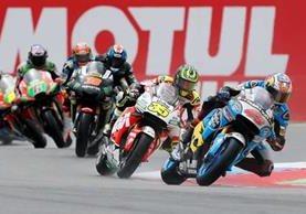 Miller sorprendió a todos en el Gran Premio de Holanda. (Foto Prensa Libre: EFE)