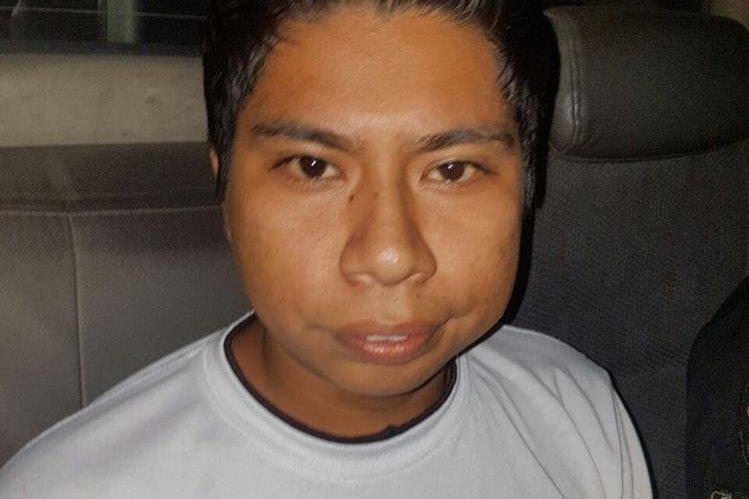 Germán Giovanni García Flores, de 22 años, presunto integrante de Los Oajaca. (Foto Prensa Libre: Cortesía)