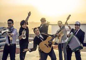 El grupo Malacates Trébol Shop tocará en Jalapa y en Xela.