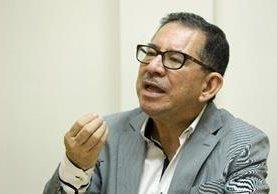 Eugenio Chicas, secretario de Comunicaciones de la Presidencia salvadoreña.