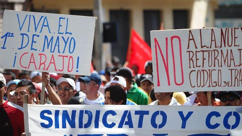 En América Latina el FMI ha sido muy controversial. AFP