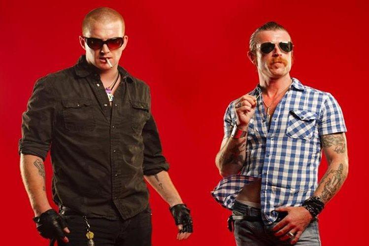 La banda es originaria de Palm Desert, California, y se formó en 1998 (Foto: Hemeroteca PL).