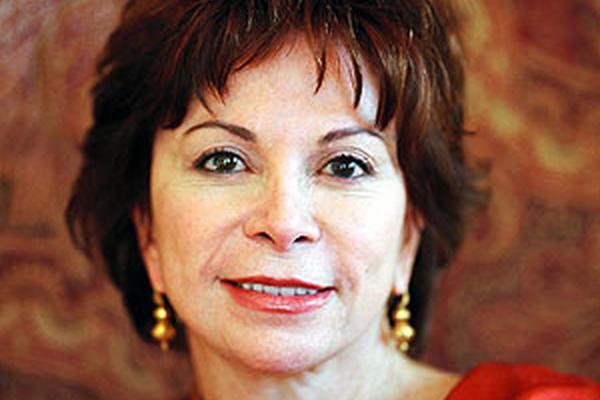 """<p>Isabel Allende<br _mce_bogus=""""1""""></p>"""