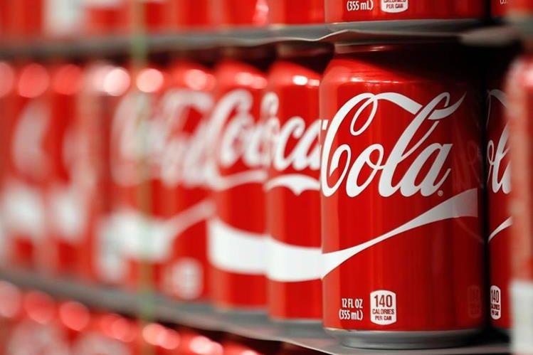 Coca Cola reporta caída de 20% en 1T