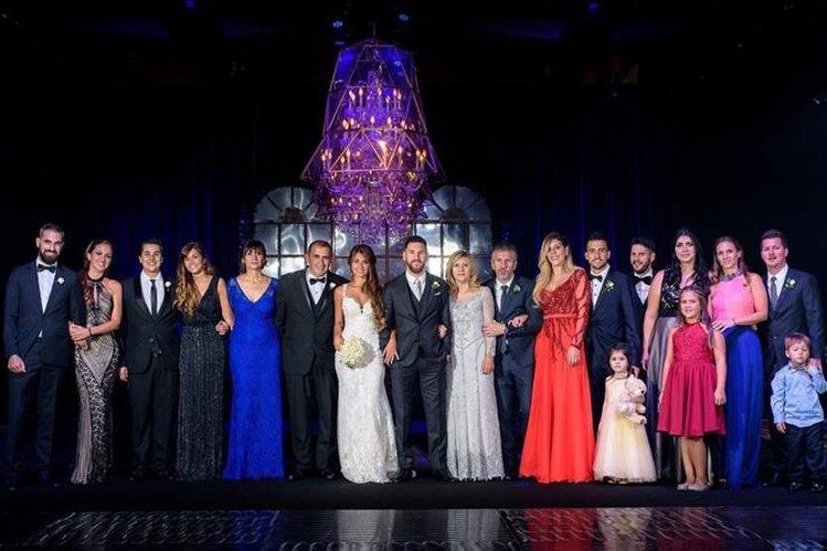 ¿Qué dijo el ex de Antonela Roccuzzo sobre la boda?