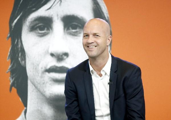 Jordi Cruyff dice que su papá, Johan, estaría muy feliz con la presentación de su autobiografía. (Foto Prensa Libre: EFE)