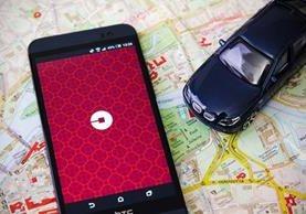 Uber Colombia recolectó imágenes en más de 40 mil kilómetros de las calles de 19 ciudades colombianas para perfeccionar sus mapas. (Foto Prensa Libre: Shutterstock)