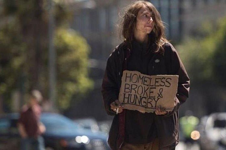 Millones de personas en Estados Unidos tienen dificultad financiera para conseguir la comida que necesitan. AFP