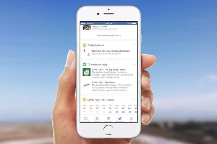 Facebook anunció que ahora las notificaciones serán más personalizadas según los intereses de los usuarios. (Foto Prensa Libre: Tomada de Facebook).