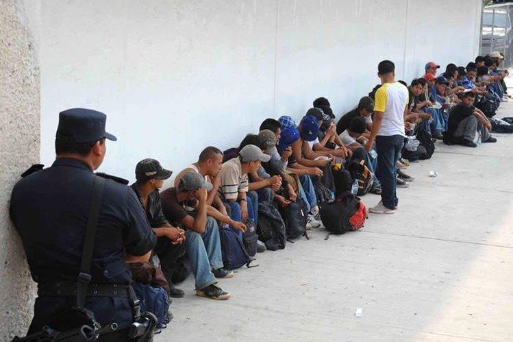 Traficantes de personas en Chiapas, México, exigían el pago de rescate a un grupo de 37 migrantes guatemaltecos. (Foto de referencia: HemerotecaPL)