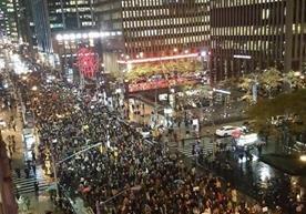 Protestas en varias ciudades de EE. UU.