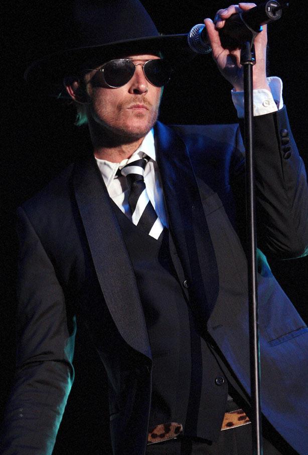 Weiland alcanzó el éxito con la banda Stone Temple Pilots. (Foto Prensa Libre: EFE)