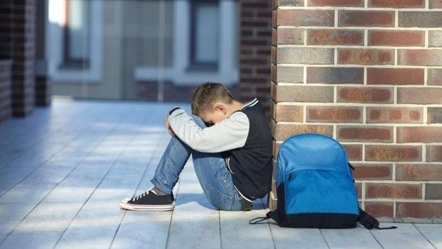 Hay niños que transitan toda su escolaridad siendo acosados y objeto de burla por parte de sus compañeros. (Foto, Getty Images)