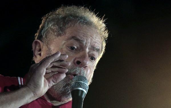 Luiz Inacio Lula da Silva, expresidente de Brasil.(AFP)